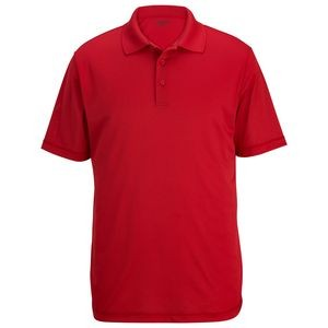 Edwards Men's Durable Performance Short Sleeve Polo
