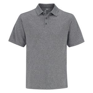 Men's Performance Heather Polos