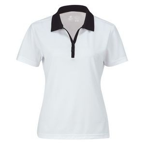 Women's Performance Two-Tone Polo Shirt Women's Performance Two-Tone Polo Shirt